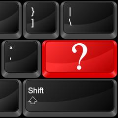 computer button question