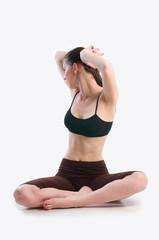 Elasticity woman