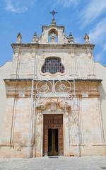 Sanctuary of Blessed Giacomo. Bitetto. Apulia.