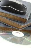 eBook und Audiobook bzw. Hörbuch Symbolfoto poster
