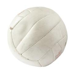 Deflated Volleyball.