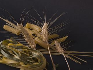 Spighe di grano e pasta 3