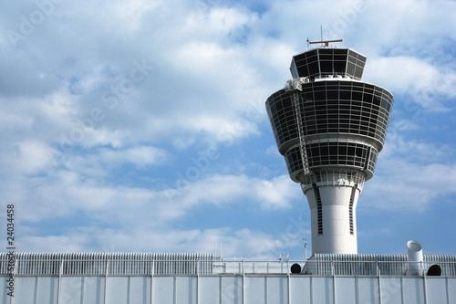 Flughafen - Tower - 24034458