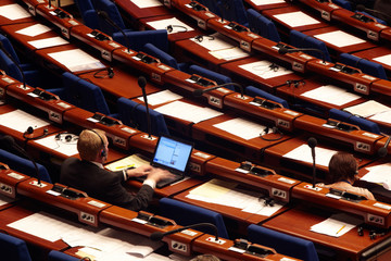 Council of Europe, seats of the members 05