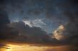 thunder-storm sky