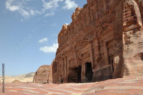 Palace Tomb at Petra