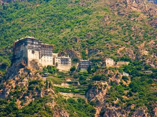 Simonopetra monastery