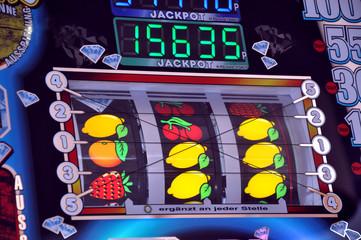 Geldspielautomat, Slotmaschine