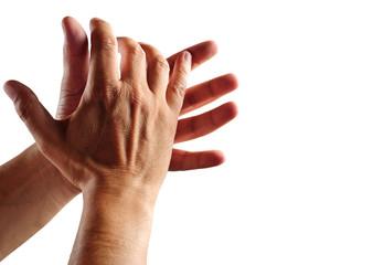 mains,applaudir