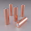 Copper AA batteries - 24045249