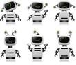 Cute Robot Set - 24051024