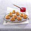 orange marzipan cookies