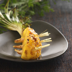 grilled pineapple with citronella