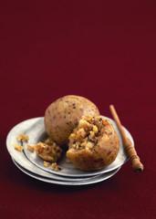 sweet dried fruit balls
