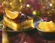 soft orange cake