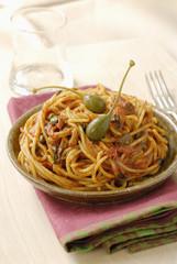 spaghettis alla marinara