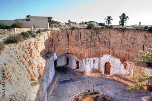 Aluminium Tunesië Matmata house