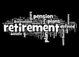 Retirement, pension, plans poster