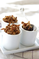 crumble appetizers