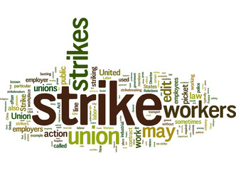 Strike - Union Workers