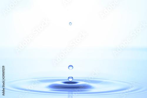 水滴 © sakura