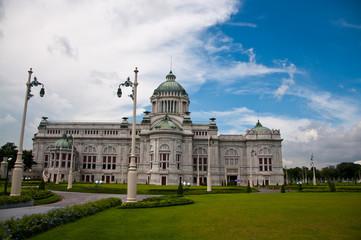 The Ananta Samakhom Throne Hall