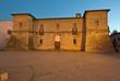 Umbria: Norcia, piazza S. Benedetto, la Castellina
