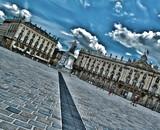 Place Stanislas à Nancy en Lorraine HDR