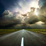 Fototapety road