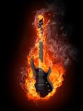 Fototapety Electric Guitar