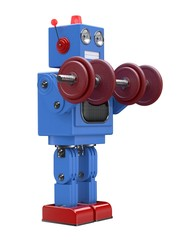 Робот-спортсмен