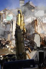 Destruction de maison / House destruction