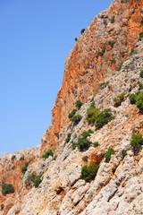 clear mountain landscape