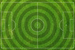 Soccer field - real grass