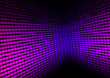 Abstract Background - Violet Equalizer