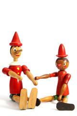 Pinocchio - Giocattolo in legno