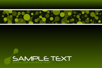 Abstract modern techno background