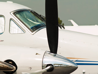Executive Turboprop Aircraft
