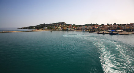 Looking back at Argostoli