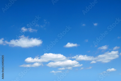 canvas print picture Wolkenhimmel