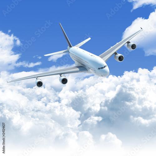 Fototapeten,hobeln,flieger,reisen,verkehrsflugzeug