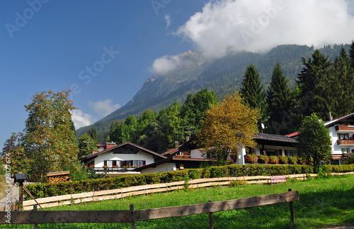 Herbst in Oberstdorf