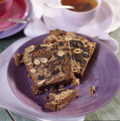dried fruit cake from alsace