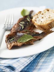 escabèche sardines