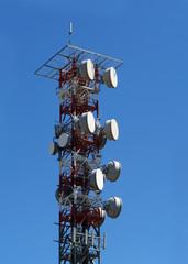 Grande antenna televisiva