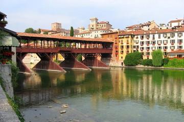 Ponte degli Alpini - Bassano del Grappa