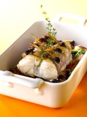 roast monkfish à la provençale