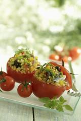 tomatoes à la niçoise