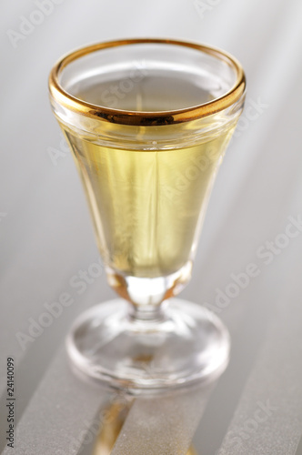 glass of chouchen
