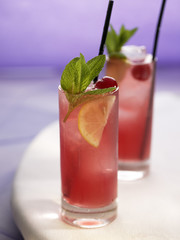 singapour sling cocktail